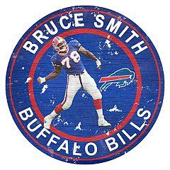 Buffalo Bills Bruce Smith Wall Decor