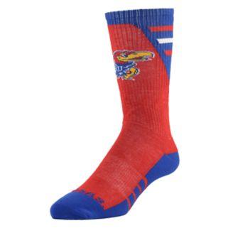 Women's Mojo Kansas Jayhawks Energize Crew Socks