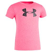 Girls 4-6x Under Armour Dot Logo Tee