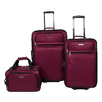 Prodigy Galaxy 3-Piece Wheeled Luggage Set
