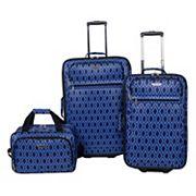 Prodigy Galaxy 3 pc Wheeled Luggage Set