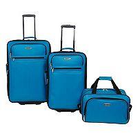 Prodigy Galaxy 3-Piece Wheeled Luggage Set