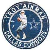 Dallas Cowboys Troy Aikman Wall Decor