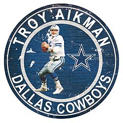 Dallas Cowboys Troy Aikman Wall Decor