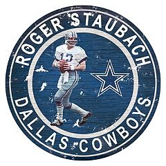 Dallas Cowboys Roger Staubach Wall Decor