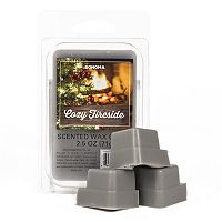 SONOMA Goods for Life™ Cozy Fireside Wax Melt 6-piece Set