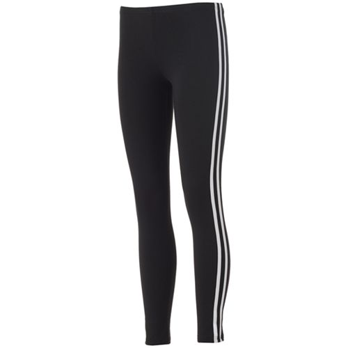 Juniors' SO® Side Stripe Leggings