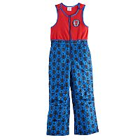 Boys 4-7 Spiderman Snowbib