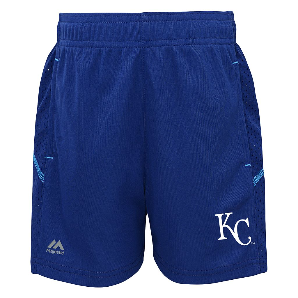 Toddler Majestic Kansas City Royals Tank & Shorts Set