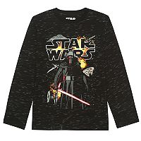 Boys 8-20 Star Wars Kylo Ren Tee
