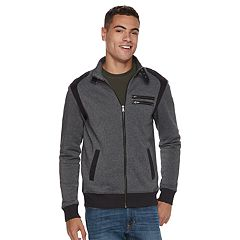 Men's Rock & Republic Moto Zip-Up Jacket