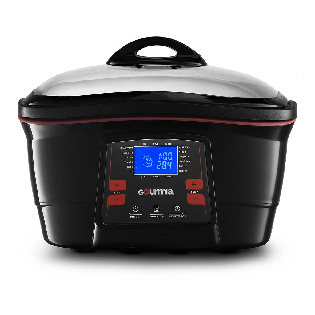 Gourmia Multi Cooker with LCD Display