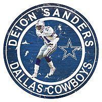 Dallas Cowboys Deion Sanders Wall Decor