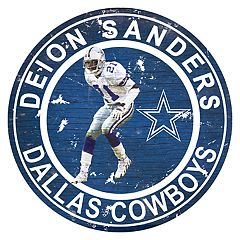 Dallas Cowboys Deion Sanders Wall Decor