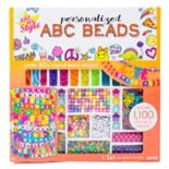 Just My Style Personalized ABC Beads Kit