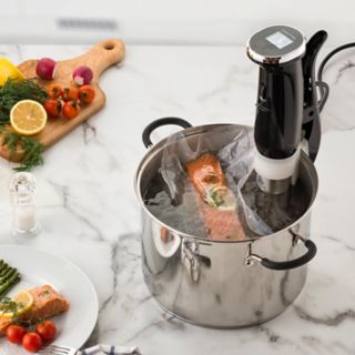 Gourmia Immersion Sous Vide Pod with WiFi & LED Display