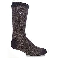 Men's Heat Holders Twist Thermal Performance Crew Socks