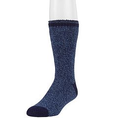 Men's Heat Holders Twist Thermal Performance Crew Socks