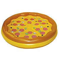 International Leisure Personal Pizza Island Inflatable Float