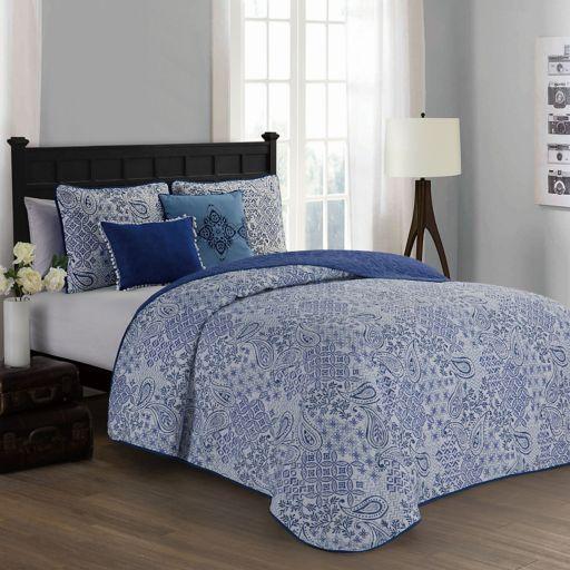 Avondale Manor 5-piece Fresco Quilt Set