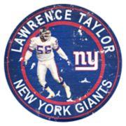New York Giants Lawerence Taylor Wall Decor