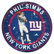 New York Giants Phil Simms Wall Decor