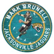 Jacksonville Jaguars Mark Brunell Wall Decor