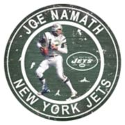 New York Jets Joe Namath Wall Decor