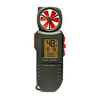 AcuRite Portable Anemometer with Flashlight