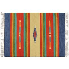 Park B. Smith Global Dhurrie Bhutan Tribal Reversible Rug