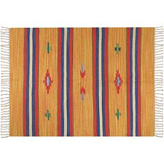 Park B. Smith Global Dhurrie Tibet Tribal Reversible Rug