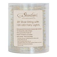 Stonebriar Collection 20-ft. LED String Lights