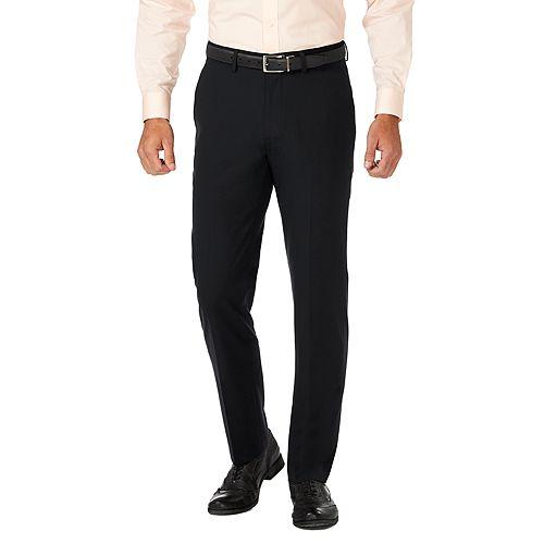 4f91a63a7e Men's J.M. Haggar Premium Slim-Fit 4-Way Stretch Flat-Front Dress Pants