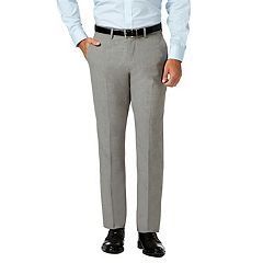 Men's J.M. Haggar Premium Slim-Fit 4-Way Stretch Flat-Front Dress Pants