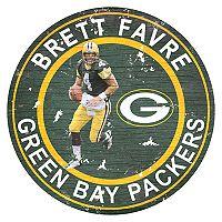 Green Bay Packers Brett Favre Wall Decor