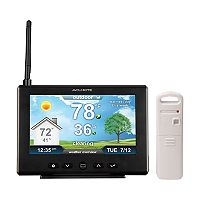 AcuRite HD Weather Station & Home Environment Display