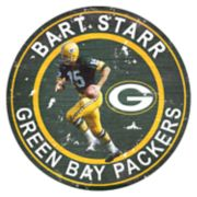 Green Bay Packers Bart Starr Wall Decor