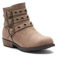 SO® Laine Girls' Ankle Boots