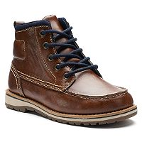 SONOMA Goods for Life™ Sam Boys' Moc-Toe Boots