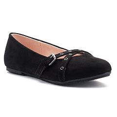 Self Esteem Ruddy Girls' Ballet Flats