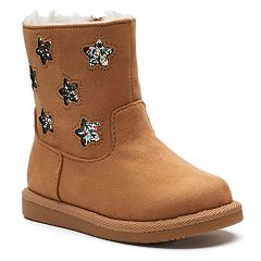 Jumping Beans® Tamika Toddler Girls' Mid-Calf Boots