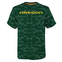 Boys 8-20 Oregon Ducks Vector Dri-Tek Tee