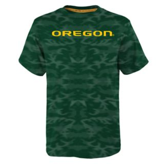 Boys 8-20 Oregon Ducks Vector Dri-Tek Tee