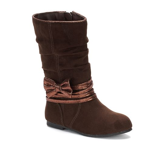 Jumping Beans® Sammy Toddler Girls' Mid-Calf Boots