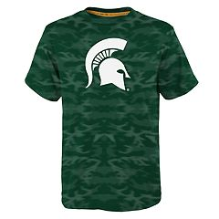 Boys 8-20 Michigan State Spartans Vector Dri-Tek Tee