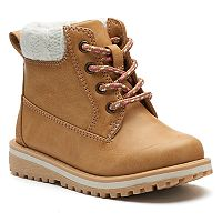 Jumping Beans® Hickory Toddler Girls' Ankle Boots