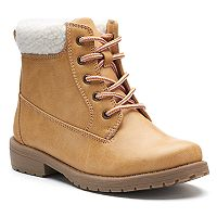 SO® Teddy Girls' Ankle Boots