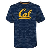 Boys 8-20 Cal Golden Bears Vector Dri-Tek Tee
