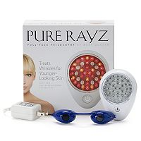 Quasar Pure Rayz Anti-Aging Red Light Therapy Device