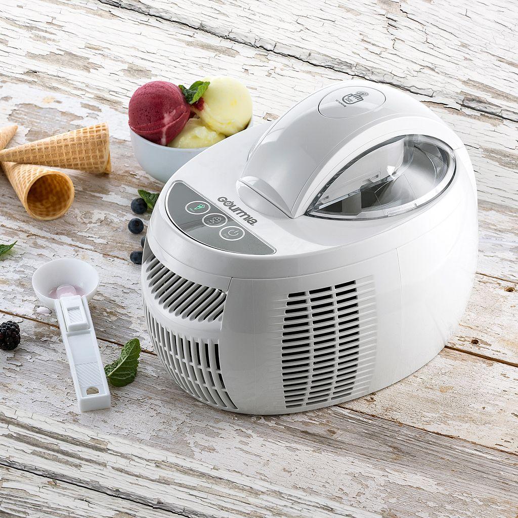 Gourmia Automatic Ice Cream Maker